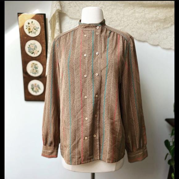 Pendleton • Vintage Blouse
